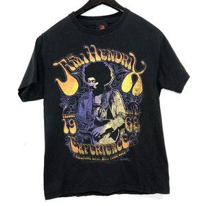 Jimi Hendrix zion rootswear band concert graphic t